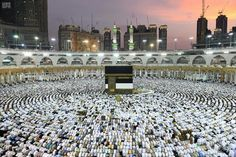 Millions of Muslims gather to please Allahﷻ in one location, may Allahﷻ take us all for #Hajj. Aameen