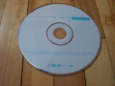 THE CORRS In Blue CD Only No Cover Insert Or Jewel Case