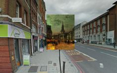 See London in Double Vision—How It Looks Today And How Artists Saw It Years Ago |