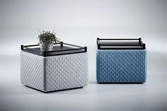 Furniture Custom Made in Australia - Grazia and Co - Tommy Ottoman