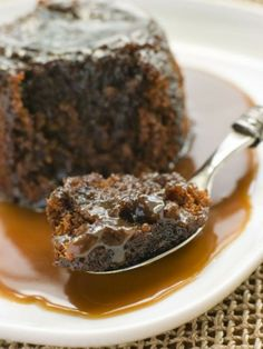 Sticky Toffee Pudding Recipe--this may be the best compromise. No treacle... I'd sub the brown sugar for molasses. I love that they use coffee instead of hot water, and the addition of rum and lemon in the toffee sauce. And there's no nuts, so @marilyngruber can eat it! :-) Thanksgiving! (Maybe my Grand Marnier whipped cream too...) ---SaraEden
