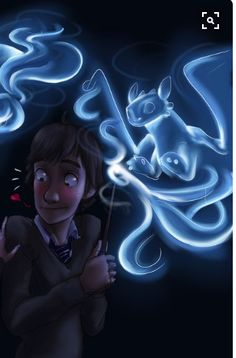 Hiccup & Toothless Patronus>>> You know in the books your patronus can only change by something sever or amazing happens in your life. Mine changed to a Night Fury when the first HTTYD came out! Mythical Dragons, Httyd Dragons, Dreamworks Dragons, Cute Dragons, Disney And Dreamworks, Astrid Hiccup, Hiccup And Toothless, Fantasy Dragon, Dragon Art