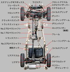 Vol.5 JB23をベアシャーシーで診る - ジムニーレポート : 4x4MAGAZINE.co.jp