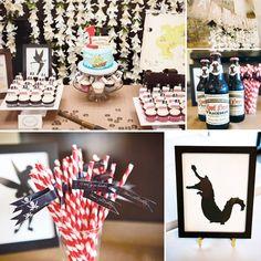 Peter Pan Inspired Theme Wedding Ideas