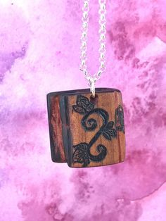 Handcrafted Storybook Necklace