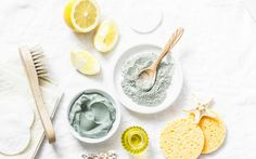 If you need to unclog your pores and help clear up your skin, add this simple two-ingredient mask to your DIY beauty routine. Face Facial, Facial Masks, Diy Beauty Routine, Acne Reasons, Ayurvedic Skin Care, Healthy Snacks For Diabetics, How To Get Rid Of Acne, Clay Masks, Clean Beauty