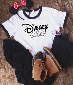 Disney vibes shirt, Guaranteed Best Disney Shirts in town! Disney Family Vacation Shirts, Women's Disney Shirt, Ladies Disney T-shirt, Family Disney Shirts Disney Vacation Shirts, Disney Tees, Disney Shirts For Family, Disney Vacations, Disney Disney, Disney Cruise, Family Vacations, Disney World Outfits, Disneyland Outfits
