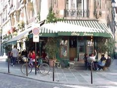 I want to get chocolate mousse here when I go to Paris!