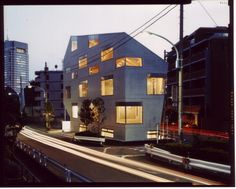 Mado building by Atelier Bow-Wow, Tokyo, Japan 2006