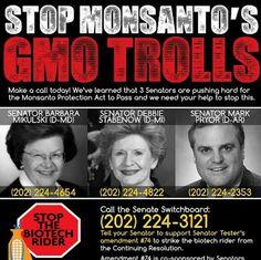 MI Senator Debbie Stabenow is always backing the big donors. Screw everyone else.