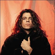 "Michael Hutchence ""Don't let your pain take over you"""