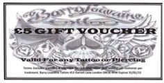 FREE £5 GIFT VOUCHER! Use it yourself, give it away or do BOTH!