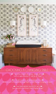 on choosing a changing table
