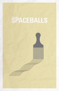 spaceballs 13x19