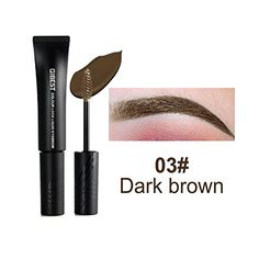 Eyebrow Enhancers Beauty Essentials Enthusiastic New Professional Kit 3 Color Eyebrow Powder Shadow Palette Enhancer With Ended Brushes