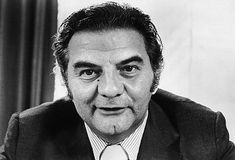 """James George """"Jimmy"""" Snyder, Sr., b. September 9, 1918 (Steubenville, OH) – d. April 21, 1996, better known as Jimmy the Greek, was a controversial American sports commentator and Las Vegas bookmaker."""
