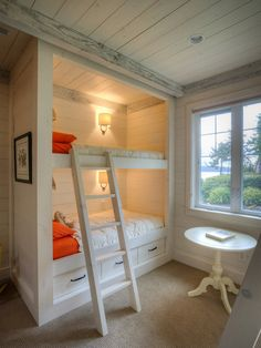 99 Cool Bunk Beds - Ideas Kids Will Love - Snappy Pixels