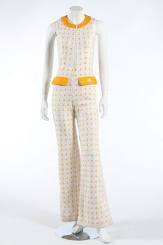 Andre Courreges Hyperbole Knitted Jumpsuit, Kerry Taylor Auctions
