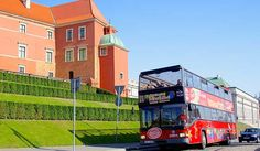 City Sightseeing Warsaw City Sightseeing Warsaw, Hop On - Hop Off Bus Tours    Are you ready to be truly fascinated by the history and atmosphere of the Magnificent Warsaw? Join us on an open-top bus tour and enjoy the ride... #Event #Culture  #Tour #Backpackers #Tickets #Entertainment