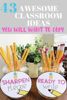 Looking for some new classroom ideas? Find the best ideas for classroom organization, classroom decoration, classroom management, fun ideas and more. Incorporate the last idea in your class and it will change your life! Classroom Walls, New Classroom, Classroom Themes, Learning Centers, Fun Learning, Classroom Organization, Classroom Management, Elementary Teacher, Upper Elementary