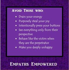 Nowadays, with the constant bombardment of negative energies, it is a challenge for the Empath to stay grounded. Even when staying home, within their personal sanctuaries, their empathic antennas a… Empath Traits, Intuitive Empath, Empath Types, Infj, Introvert, Empath Abilities, Psychic Abilities, A Course In Miracles, Narcissistic Abuse