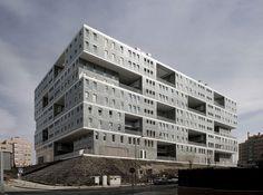 MVRDV: il complesso Celosia a Madrid