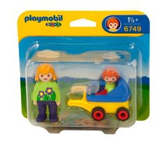 PLAYMOBIL 1.2.3 Mother with Baby and Stroller PLAYMOBIL® http://www.amazon.com/dp/B0012K0M5U/ref=cm_sw_r_pi_dp_ZgNEub1ENJXYG
