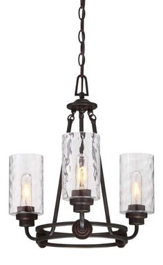 View the Designers Fountain 87183 Gramercy Park 3 Light 1 Tier Chandelier at LightingDirect.com. $338