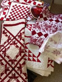 Beautiful red and whites!