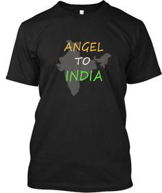 $25 Help send Angel to minister to children in INDIA! 7 shirts have been reserved so far! Re-pin and share to help us reach our goal!!!   Angel to India