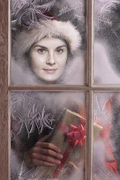 Lady Mary Crawley: Merry Christmas