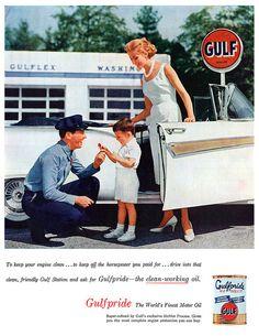 Gulf advertisement