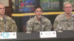 Women Graduate for the First Time From the US Army Ranger School  http://www.examiner.com/article/first-female-army-rangers-graduate-from-grueling-school?cid=db_articles