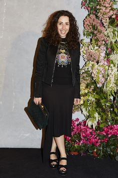 Rebeccca Khoury at Evening With Our Designers 2013 at Strand Arcade, featuring the launch of the 1891 publication, the We Are The Makers series, and our SS13 campaign. #fashion #event #EWOD #strandarcade