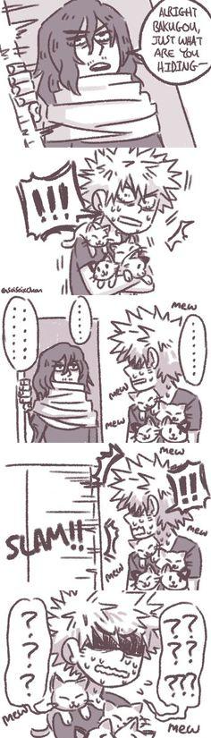Boku no Hero Academia | Katsuki Bakugou
