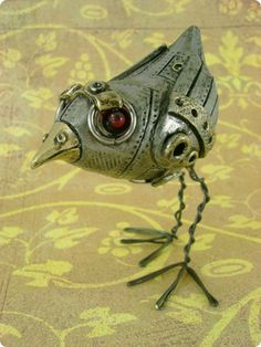 My Birdie, Bertram by monsterkookies.deviantart.com
