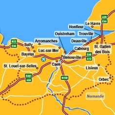 D-Day, and where Calvados is made!