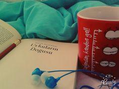 Kitapli,kahveli,müzikli günleriniz eksik olmasın hayatlarınızdan📕💫🌞☕🎧