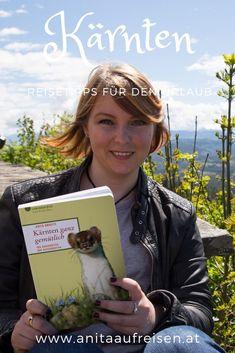 Kärnten ganz gemütlich: Hol dir die besten Reisetipps für den Urlaub in den Alpen direkt vom Blog. #österreich #kärnten #reisen #tipps #insider #geheimtipps #see #alpen #natur Bergen, Cover, Books, Travel, Inspiration, Art, Europe, Ski Trips, Libros