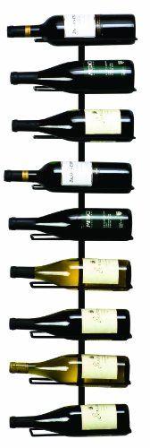 True Fabrications Wall Mount Wine Rack (Holds 9 Bottles) True Fabrications,http://www.amazon.com/dp/B0027XSX7K/ref=cm_sw_r_pi_dp_rhpetb1VXP931T6T