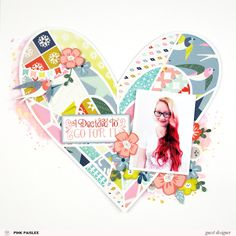 Lorilei Murphy is the Turn the Page guest designer and her projects will leave you feeling inspired!