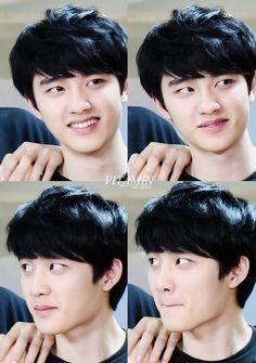 """Exo - D.O """"Sooo cute <3"""""""