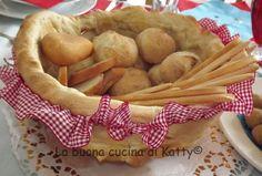 La buona cucina di Katty: Cesto di pane.... per il pane!!!
