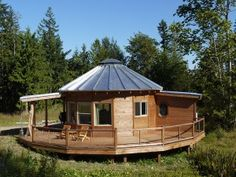 Birch 20 Portfolio – Smiling Woods Yurts
