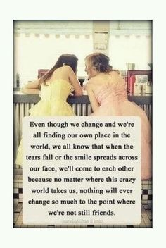 For all my best friends <3
