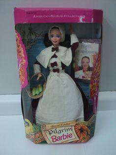 Barbie Pilgrim - Nunca Removida Da Caixa - R$ 135,00 no MercadoLivre