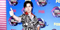 Cole Sprouse TCAs