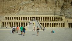 Temple of Hatshepsut -  Egypt Cheap Holidays http://www.maydoumtravel.com/Egypt-Travel-and-Tour-Packages/4/0/