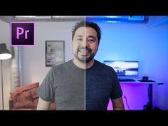 (175) How I COLOR GRADE in Adobe Premiere PRO CC 2017! - YouTube