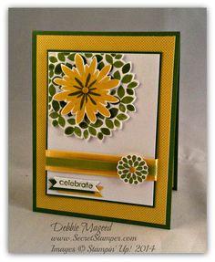 wondrous wreath stamp set - Google Search
